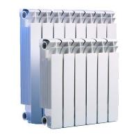Радиаторы биметаллические и комплектующие
