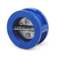 Клапан чугунный двухдисковый Ду 150